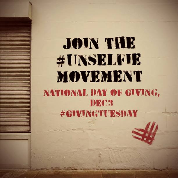 """Monday Web Favorites: The #Unselfie Campaign, Giving Effective Feedback, and """"Be the Shamash"""""""